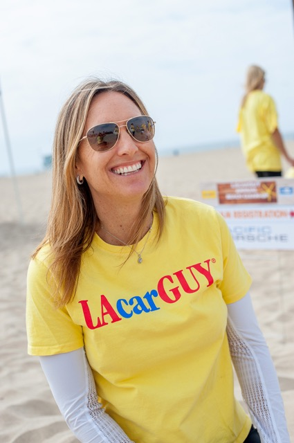 Alisha Auringer, Manager of the Environment, LAcarGUY